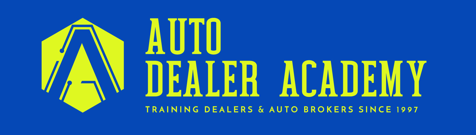 Auto Broker Dealer License Training: Auto Broker Training: